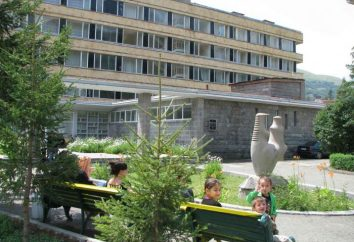 """Sanatorium """"Matka i Dziecko"""". Sanatorium """"Matka i dziecko"""", Anapa. Sanatorium """"Matka i dziecko"""", Krym"""