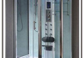 chuveiro instruções de montagem