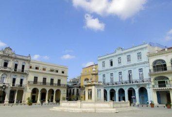 La capitale de Cuba. Un endroit qui vaut le détour