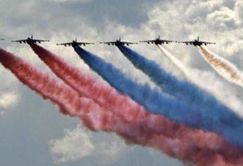 Air Force Dzień: Rosja wywiąże się ze swoich bohaterów
