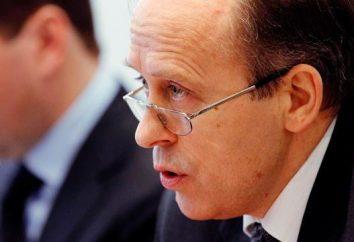 Dyrektor rosyjskiej Federalnej Służby Bezpieczeństwa Aleksandr Bortnikov: biografia, zdjęcia