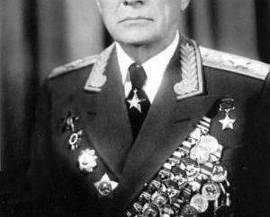Proshlyakov – Mariscal de la Unión Soviética: una biografía
