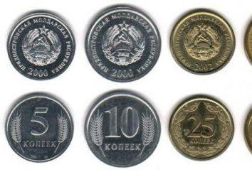 Le monete Transnistria notevoli?