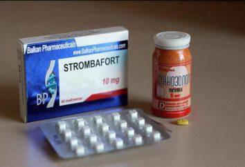 """""""Strombafort"""": esamina la domanda, descrizione, effetti collaterali"""