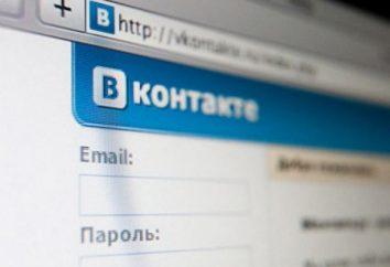 """Nie otwarte """"VKontakte"""": rozwiązanie"""