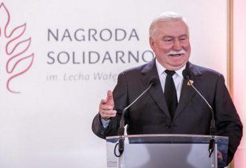 Leh Valensa: Biographie, Familie, politische Aktivitäten, Auszeichnungen