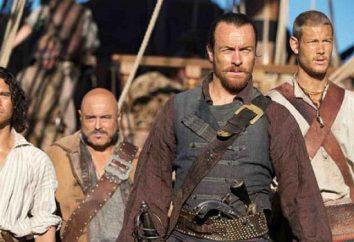 """""""Black Sails"""": role i aktorzy filmu przygodowego"""