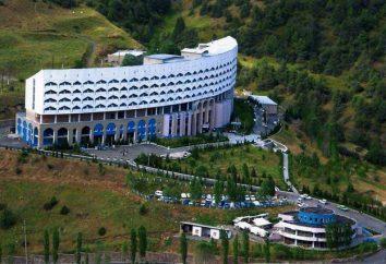 Ouzbékistan – un sanatorium pour le traitement et le repos