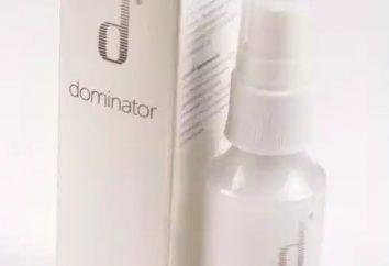 """Instrukcje i odniesienia: spray """"Dominator"""""""