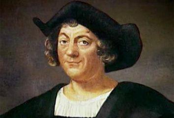 Années de vie Hristofora Kolumba: biographie, voyages, découvertes