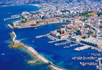 Crète, Chania – un lieu d'espoir, les rêves, l'amour,