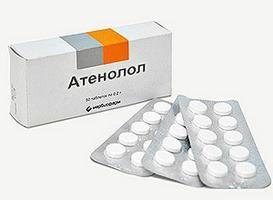 Le médicament « aténolol ». Indications d'utilisation, les effets secondaires