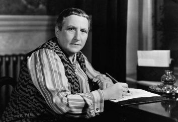Gertrude Stein: biographie, citations, livres