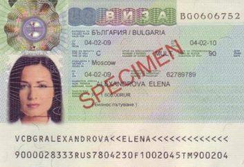 Preciso de um visto para a Bulgária para Russos, ucranianos, bielorrussos e moldavos