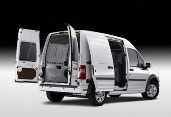 Ford Transit Connect do użytku komercyjnego