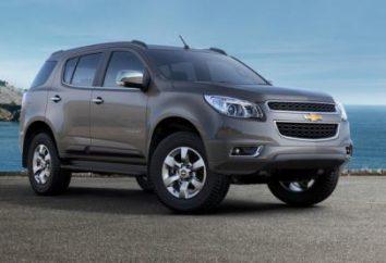 """Novo """"Chevrolet Treylbleyzer"""": opiniões dos proprietários e características-chave"""