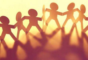 Funkcje i rola wspólnoty. Znaki plemiennej społeczności. Społeczność – to …