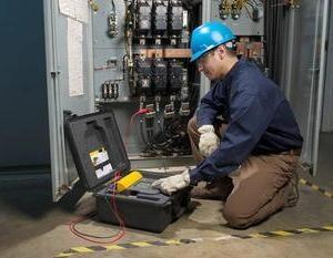 Mesure Isolation électrique Résistance