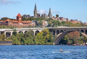 Potomac en Amérique du Nord (photo)