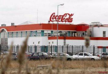 """Zakład """"Coca-Cola"""" w Moskwie: Produkcja, produkty, adres"""