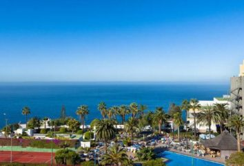 Hôtel Blue Sea Interpalace 4 * (Espagne / Tenerife): photo, avis