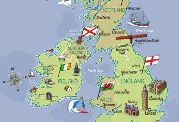 Grande-Bretagne: des photos, histoire, drapeau, vacances, ville et pays, grand peuple, la plus grande bataille de l'histoire de la Grande-Bretagne