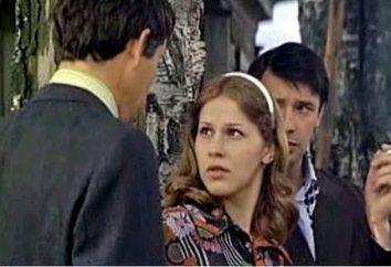 Les acteurs du film « La jeune femme. » le film