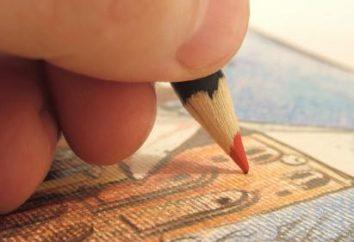 l'image esquissés: instructions étape par étape pour les débutants. Comme dessin au crayon srisovat?