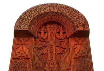 croci armene. simboli religiosi