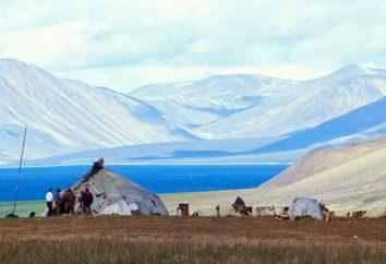 Położenie Półwysep Czukocki, klimat i atrakcje