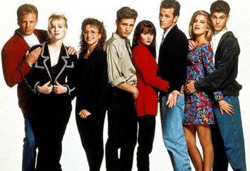 """W serii """"Beverly Hills 90210"""": aktorzy i role (zdjęcia)"""
