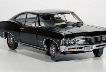 Saucy et sophistiqué Chevrolet Impala