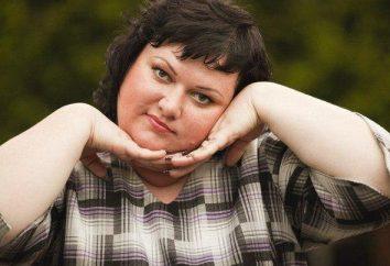 Jak Olga Kartunkova schudła: Menu diety i porady