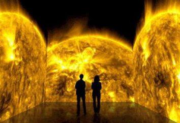 La corona solare: una descrizione, le caratteristiche, la luminosità e fatti interessanti
