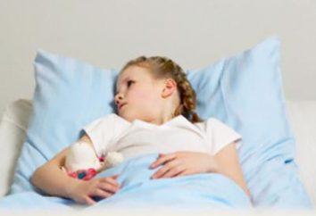 Przyczyny zapalenia płuc u dzieci, objawy jego wygląd