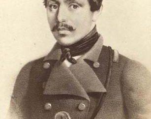 L'histoire de la création et l'analyse du poème de Lermontov « Cloud »