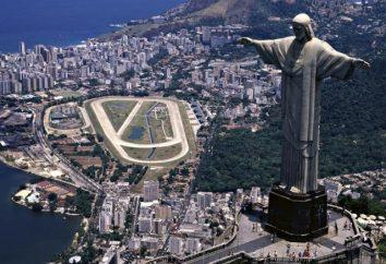 attrazioni Brasile (descrizione, foto). attrazioni naturali del Brasile