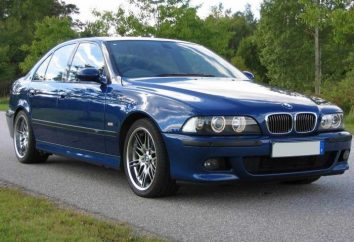 Ein weiterer Erfolg – BMW 530i