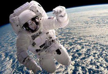 O que pode ser feito no espaço? Sobre as condições incomuns de vida fora da Terra