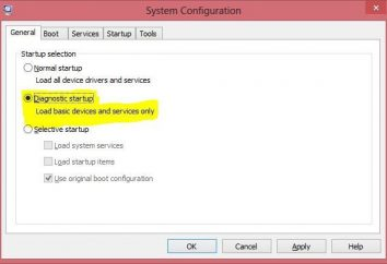 Jak przejść do trybu awaryjnego systemu Windows 8? Jak uruchomić komputer w trybie awaryjnym, Windows 8?