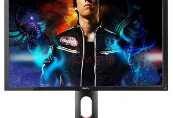 BenQ XL2420T (monitor): przegląd, specyfikacje, opinie