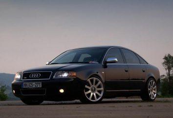 Audi A6 C5: sintonia com suas próprias mãos