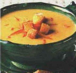 Come delizioso da cucinare la zuppa di formaggio con formaggio fuso: la ricetta per diverse occasioni