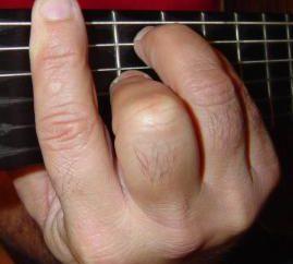 Bar en la guitarra. Fundamentos y Técnicas