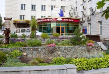 """Hotel """"turista"""", Barnaul fotos y comentarios"""