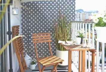 Balcon dans le style de la Provence: caractéristiques, des idées intéressantes et de design