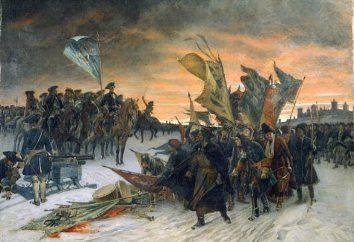 Le principali battaglie della Guerra del Nord – punti di svolta nella storia russa ed europea