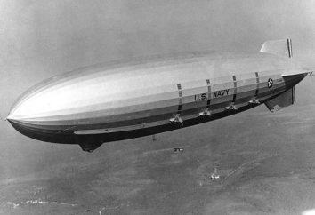 Latający lotniskowiec: opis i historia