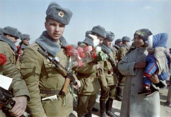 Le déclenchement de la guerre en Afghanistan, le 1979-1989
