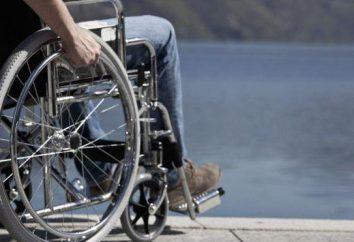 A disabili 3 gruppi: quali benefici si basano? Protezione sociale di invalidi